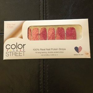 Accessories - Brand new color street polish strips